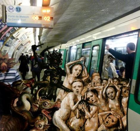 Stab Subway
